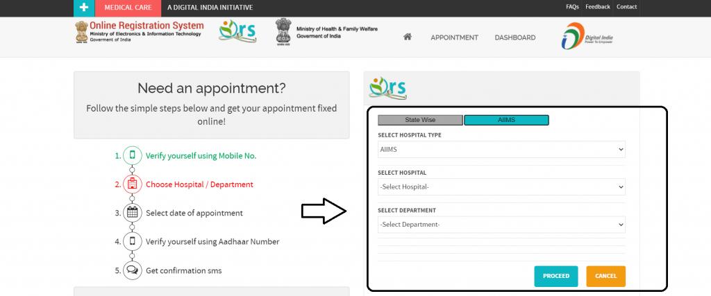 OPD Registration