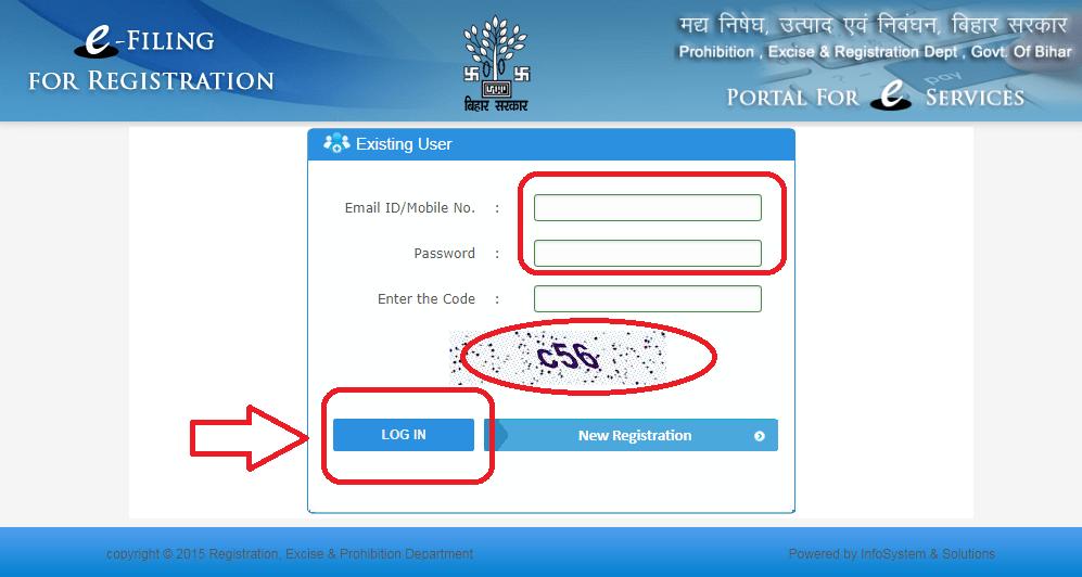 Bihar Property Registration