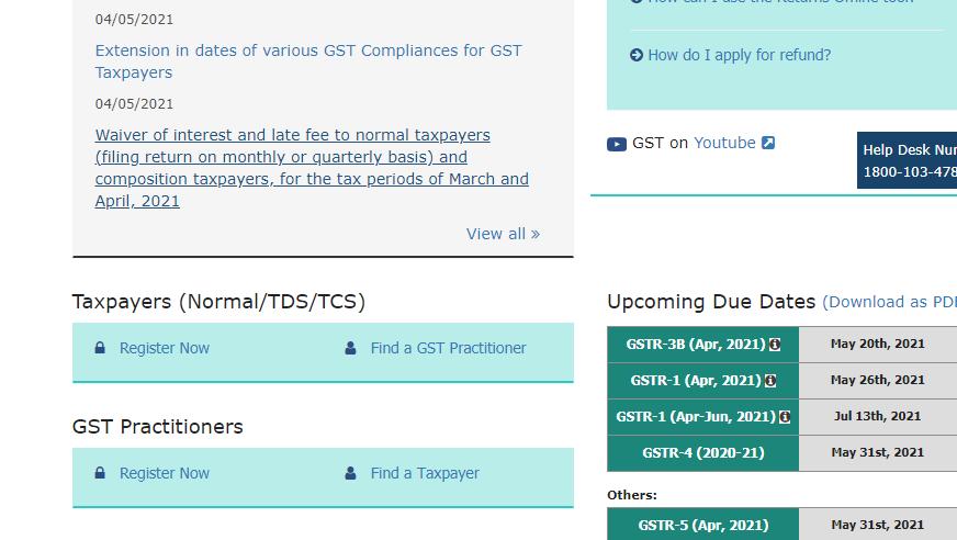 GST Registration Online Kaise Kare   Online GST Registration Process